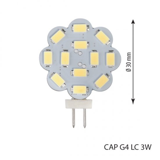 Led Лампа G4 LC 3W 2700K
