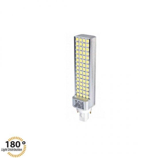 LED лампа PL 7W 2PIN 4500K