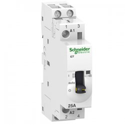 Контактор модулен iCT 25A 2NO 230V М.О