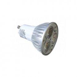 LED крушка GU10 3х1W