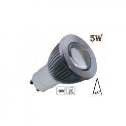 LED крушка GU10 1x5W LED COB димируема