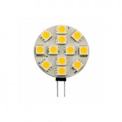 LED крушка 2W 12V G4 6500-7000К