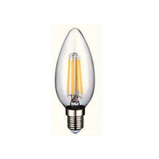 LED крушка C35 свещ 4W Filament E14 3000K