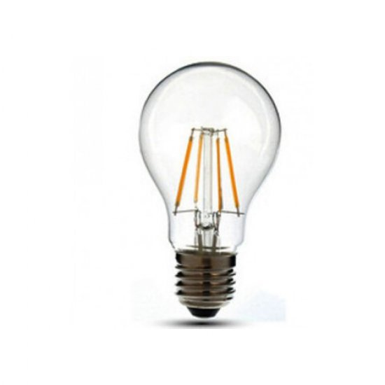 LED крушка 6W E27 3000K Filament