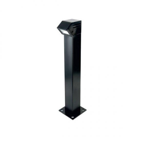 LED градинско тяло ROMA 1х10W 6000K 1000Lm IP66 60см черно