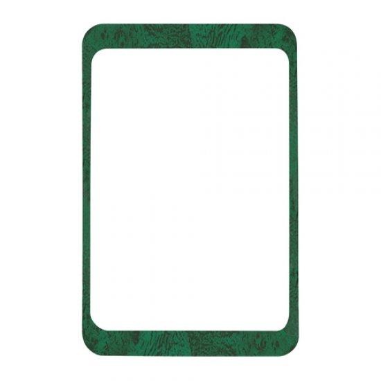 Лайсна двойна зелен мрамор