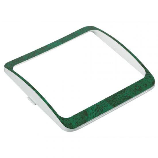 Лайсна единична зелен мрамор