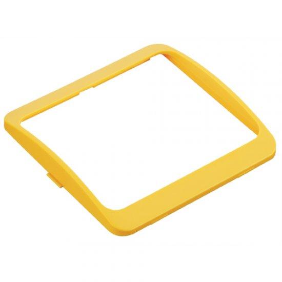 Лайсна единична жълта