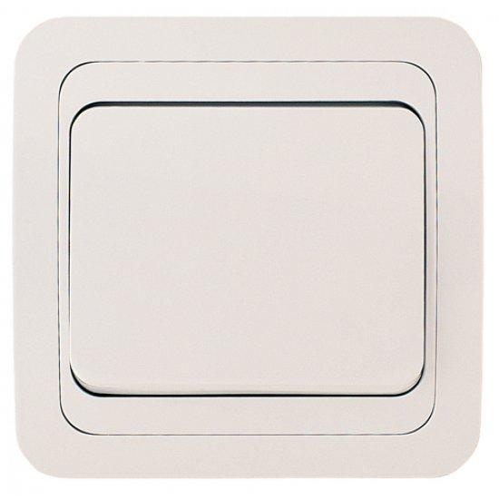 Ключ единичен схема 1 бял