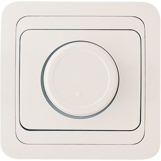 Ключ регулатор (димер) 1000W бял