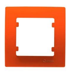 Единична рамка оранжева