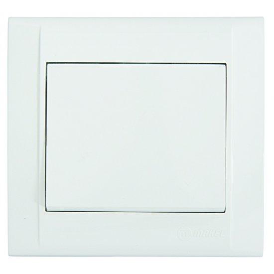 Ключ девиаторен схема 6 бял