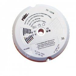 Електронен трансформатор за халогенни лампи ниско напрежение KET 105R 50-105W 12V IP21