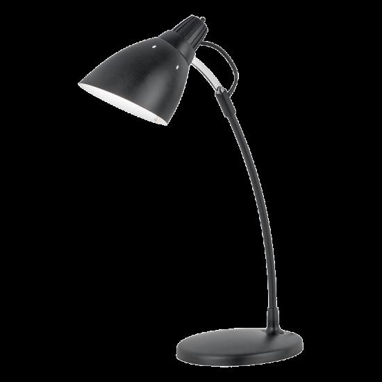 Настолна лампа TOP DESK E27 max 40W IP20 черна