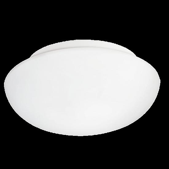 Плафониера ELLA E27 1x60W бяла