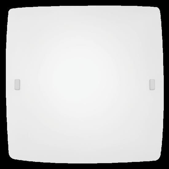 Плафониера BORGO E27 2x60W 41х41см