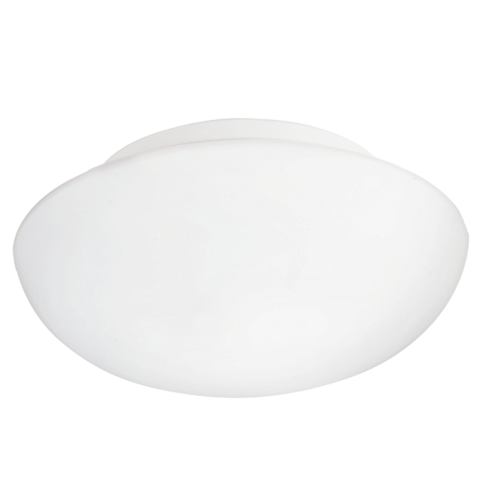 Плафониера ELLA E27 2x60W бяла