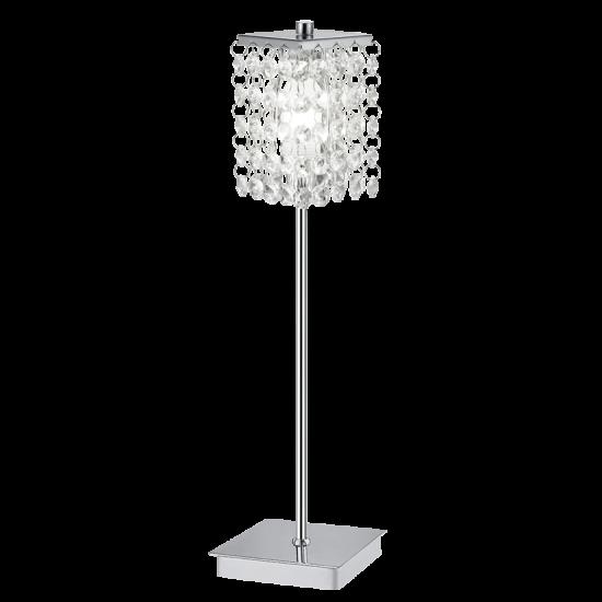 Нощна/декоративна лампа PYTON G9 1x33W прозрачна
