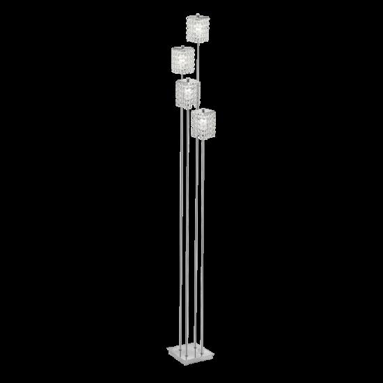 Лампион PYTON G9 4x33W прозрачен