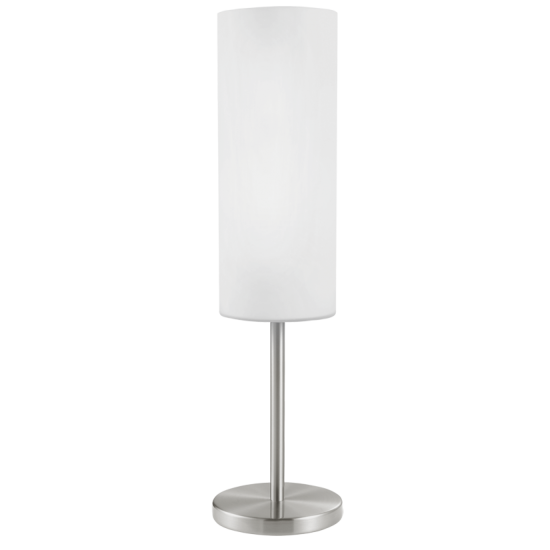 Нощна/декоративна лампа TROY3 E27 1x100W бяла