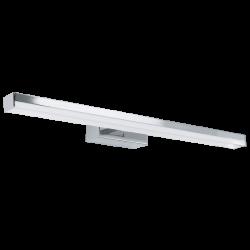 Аплик картина HAKANA 1x21W LED 3000K /ХРОМ plastik