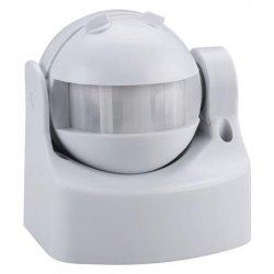 Сензор за движение 180° бял IP44
