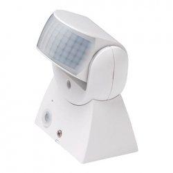 Сензор за движение 180° бял IP65