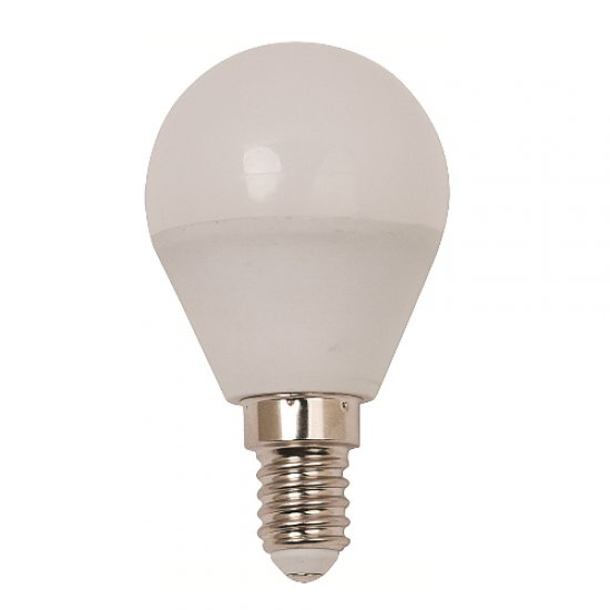 LED крушка 3.5W E14 4200K 250Lm P45 сфера