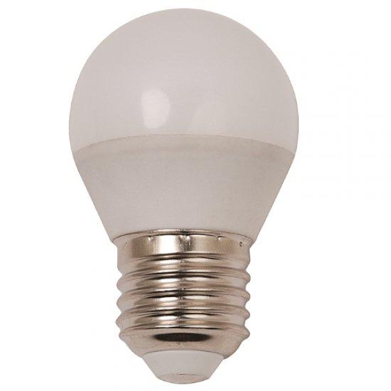 LED крушка 3.5W E27 6400K 250Lm G45 сфера