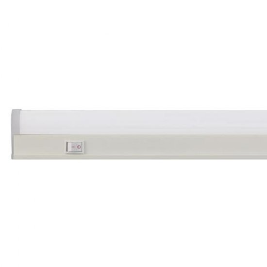 LED тяло тип шина T8 9W 6400K 538Lm 53.5см с ключе