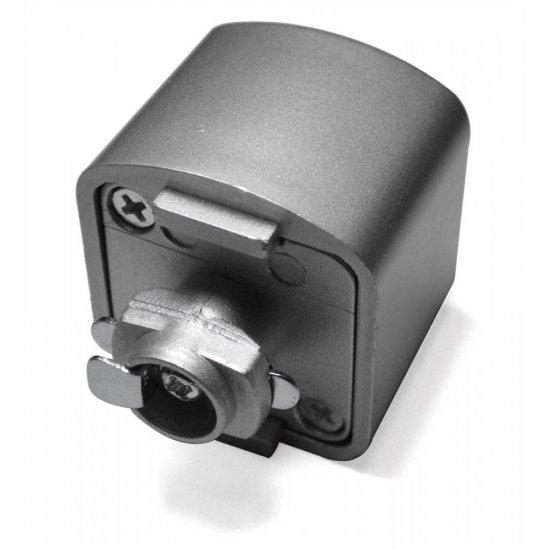 ADAPTОR SILVER за прожектор 4pins към трифазна шина 4Рins