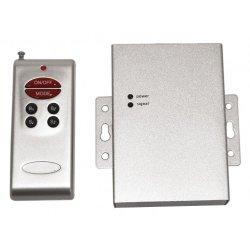 Безжичен контролер с дистанционно управление за RGB 6 бутона 144W