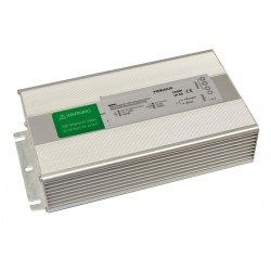 Трансформатор LED 150W 12.5A 90-250V алуминий IP65