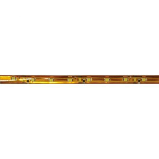 LED лента 3528 60бр/м 4.8W/метър IP44 студено бял 5м