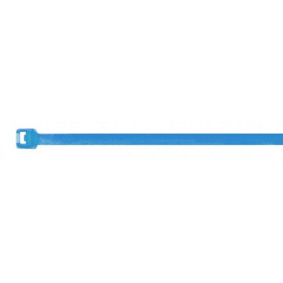 Elematic Кабелни превръзки 200/3.6 сини 100 бр.