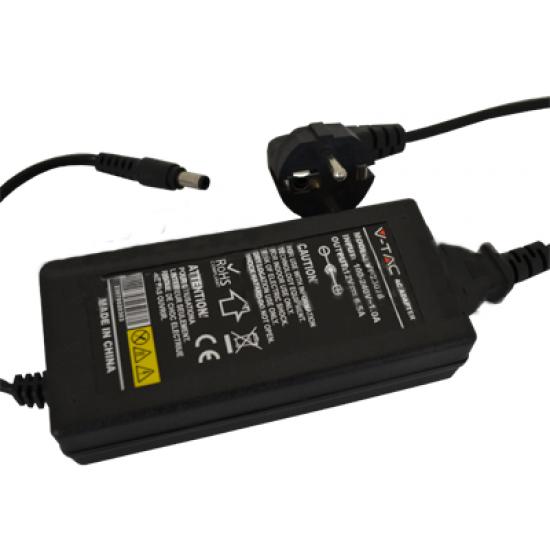 LED Захранване 18W 12V 1,5A Пластик