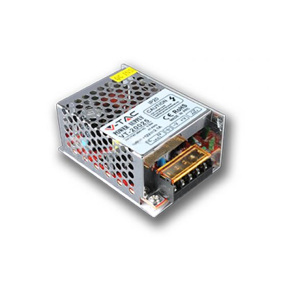 LED Захранване 25W 12V 2,1A Метал