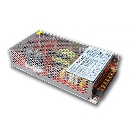 LED Захранване 120W 12V 10A Метал