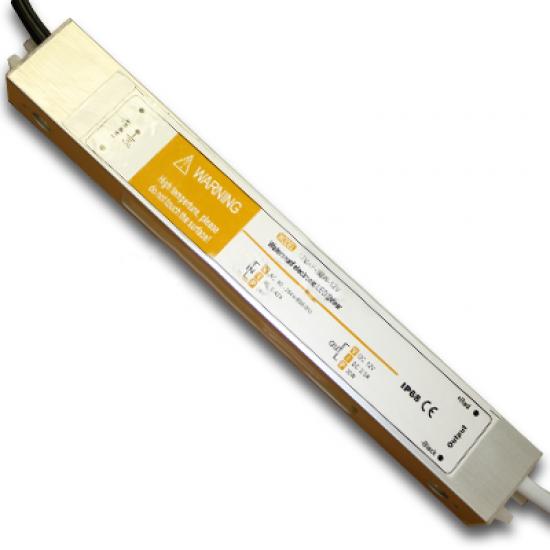 LED Захранване 30W 12V 2,5A Метал Водозащитено