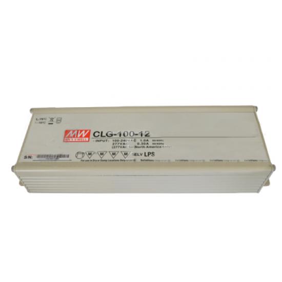 LED Захранване Meanwell 100W 12V Водозащитено