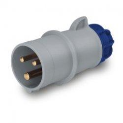 Щепсел IP44 2P+E UV защита