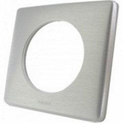 Единична рамка алуминий LEGRAND