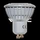 LED Крушка 5W GU10 Пластик Топло Бяла Светлина
