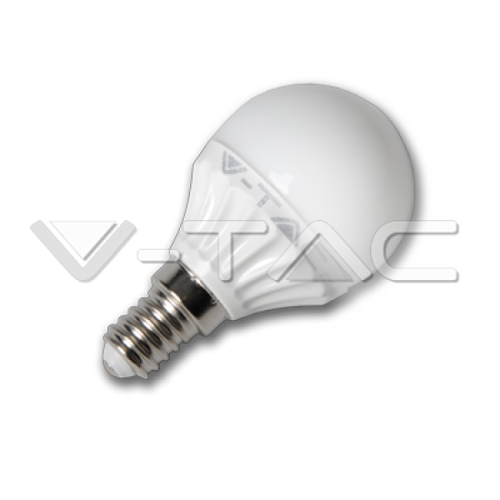 LED Крушка 4W E14 P45 Неутрална Светлина