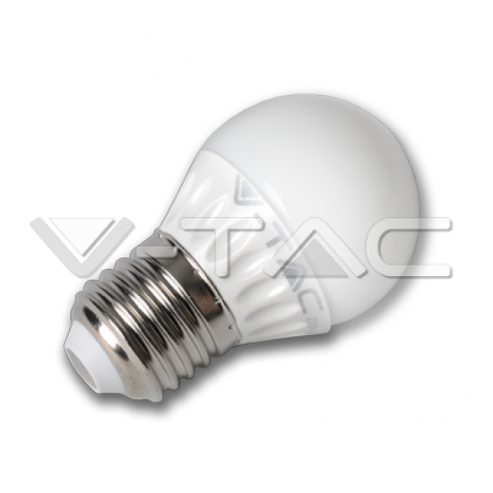 LED Крушка 4W E27 G45 Неутрална Светлина