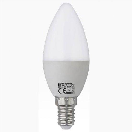 LED крушка 3.5W E14 6400K 250Lm свещ