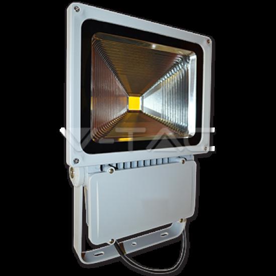 70W LED Прожектор V-TAC Класик PREMIUM Рефлектор - Бяла Светлина