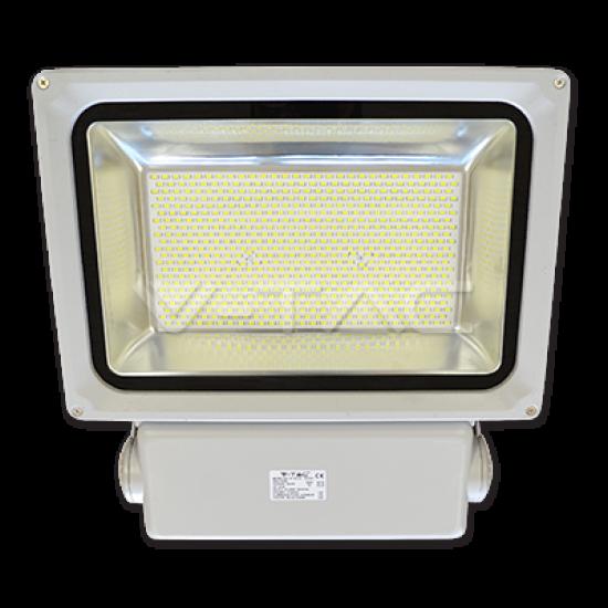 300W LED Прожектор V-TAC Класик PREMIUM SMD - Сиво Тяло 6000K