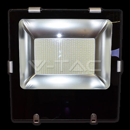 400W LED Прожектор V-TAC Класик PREMIUM SMD - Черно Тяло 6000K