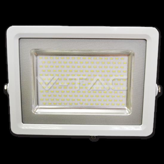 100W LED Прожектор SMD Бяло Тяло 6000K